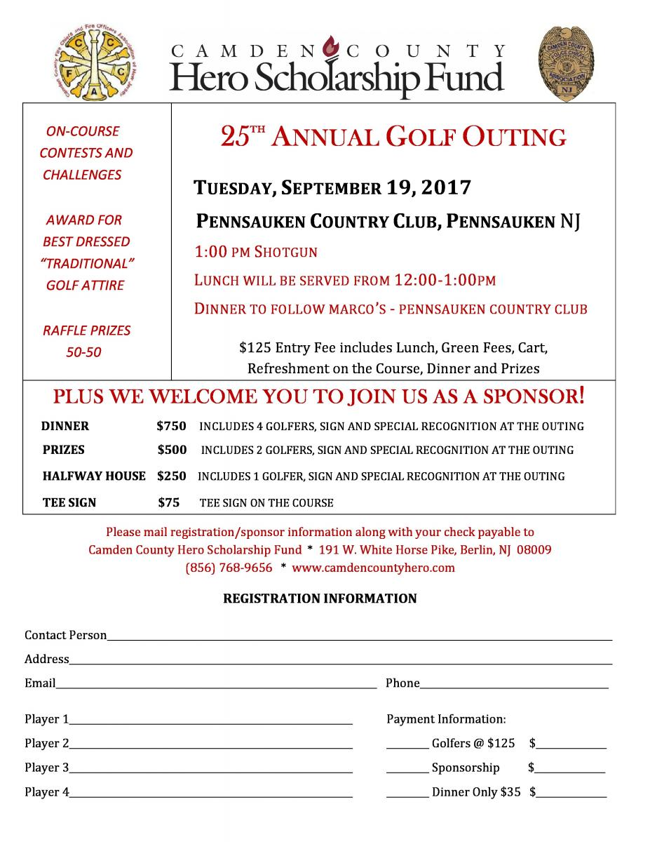 Golf Outings & Tournaments
